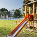 Hotel Rhodes with Playground